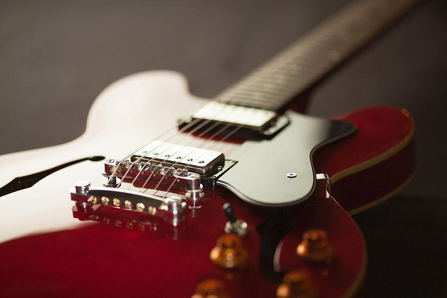 escuela de guitarra eléctrica