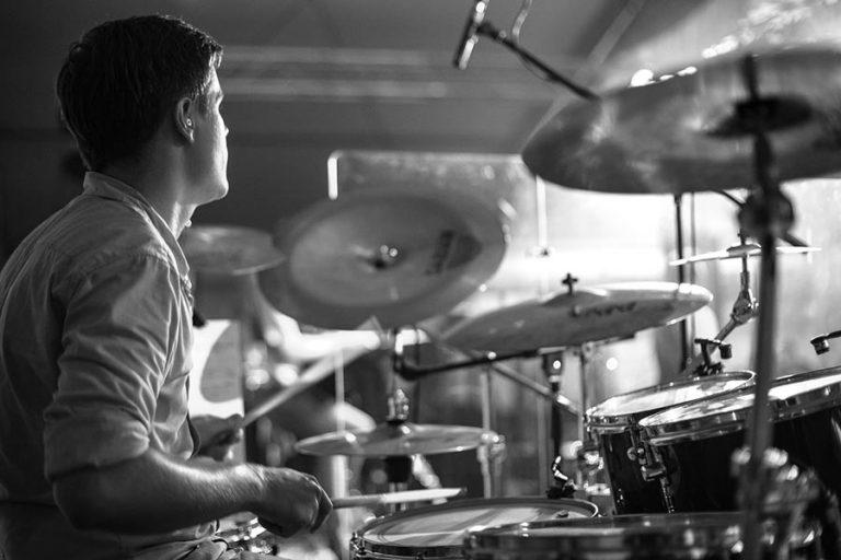 bateria aprender a tocar
