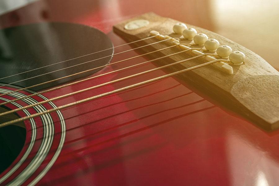 escuela aprender guitarra