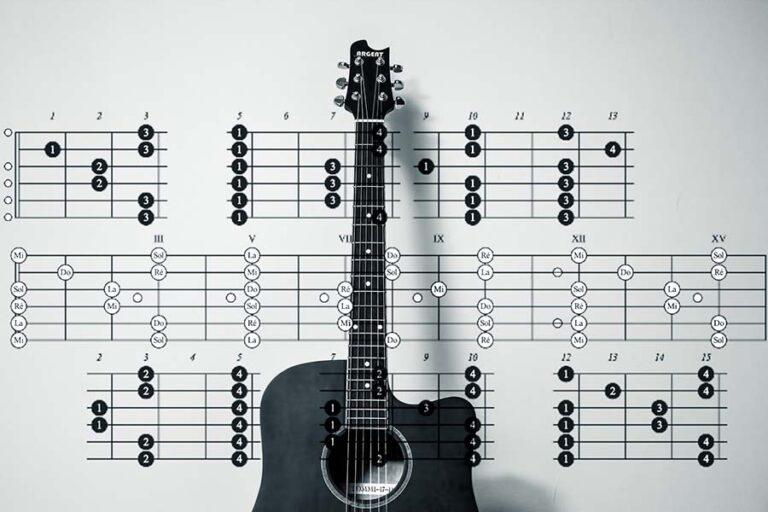 guitarra acústica aprender