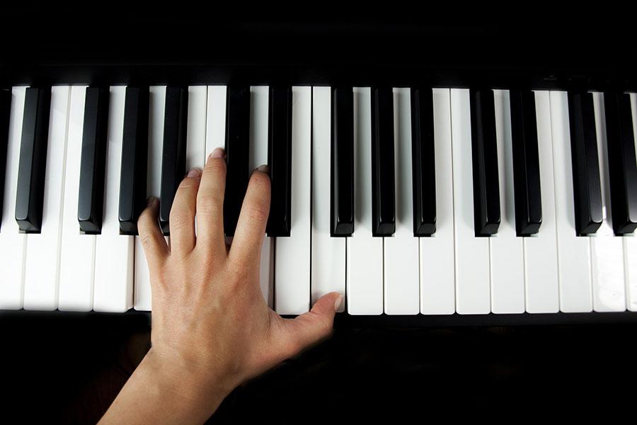 piano aprender a tocar