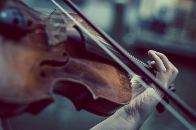 aprender a tocar violin