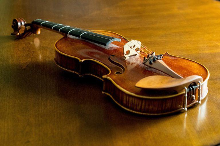escuela aprender a tocar violin