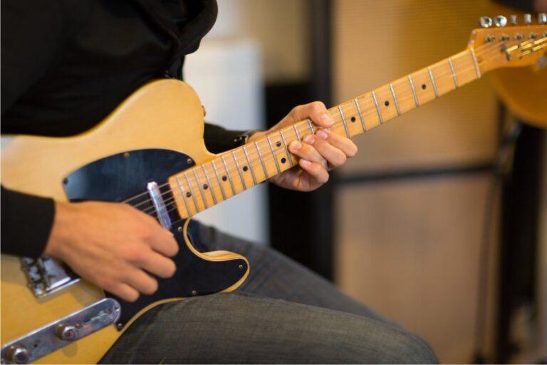 aprender musica guitarra electrica