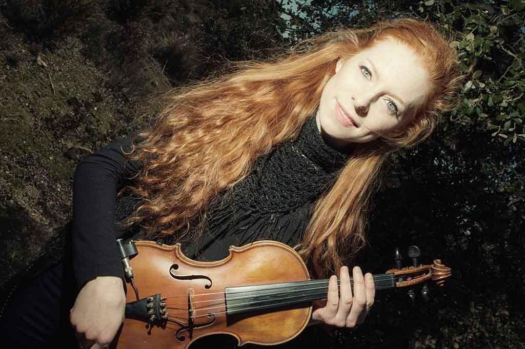 Jitka Keitle profesora violin
