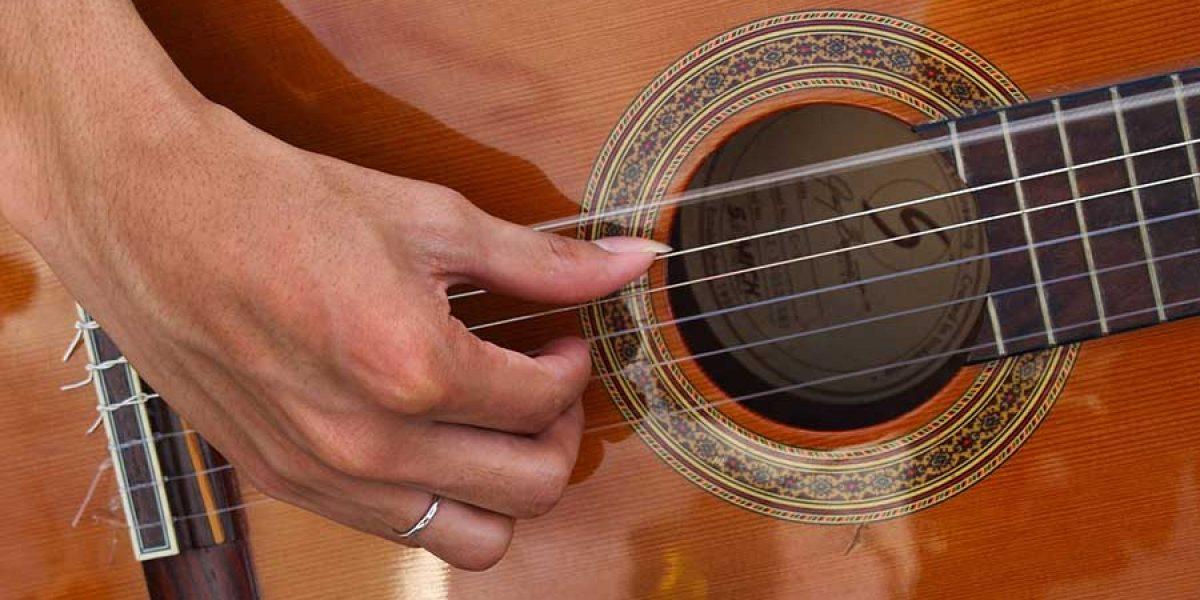 aprender a tocar guitarra madrid