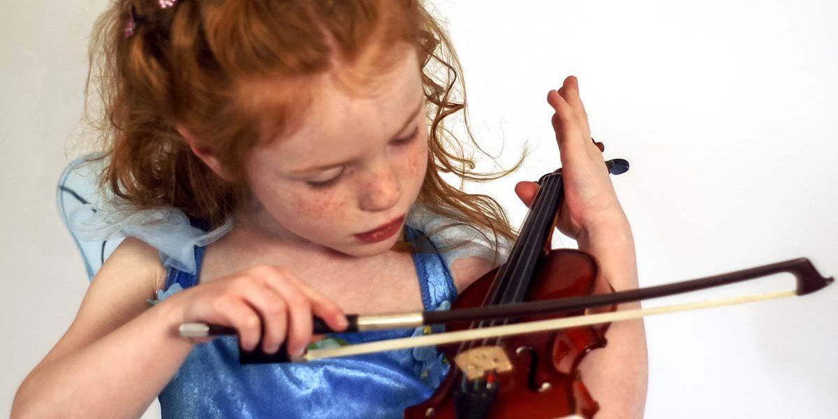 aprender música niños