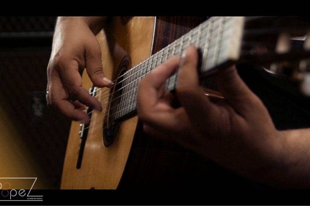 clases particulares guitarra