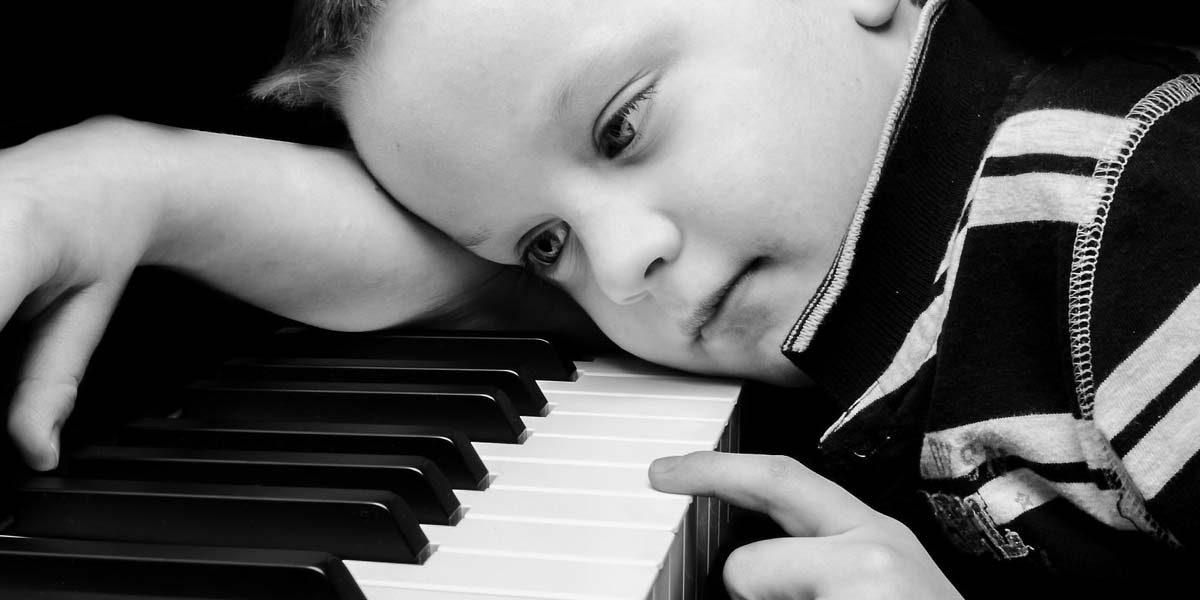 enseñar música niños