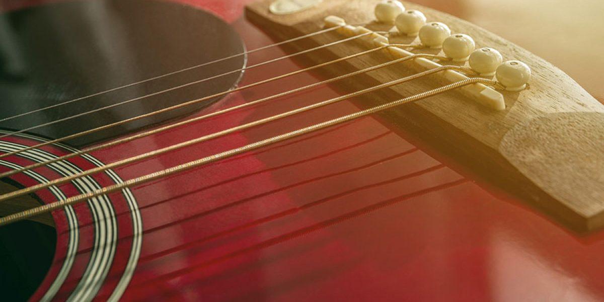 escuela aprender guitarra acústica