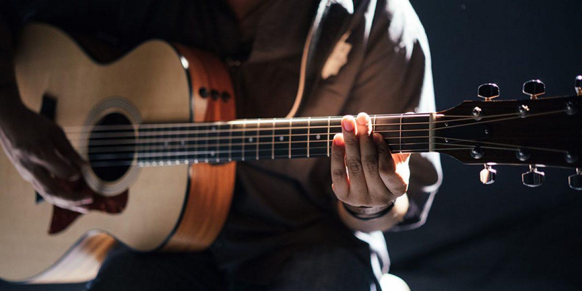 escuela guitarra acústica