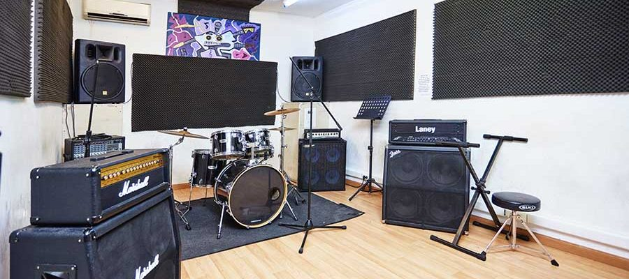 escuela música madrid