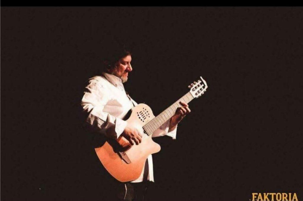 javier losada profesor guitarra clásica