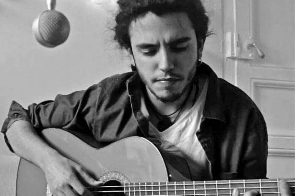 javier sobrino profesor guitarra clasica