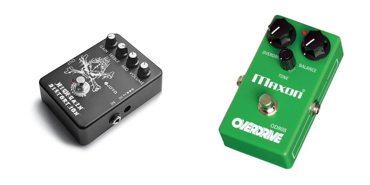 pedal delay guitarra