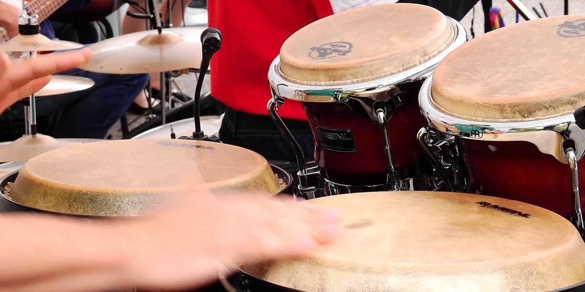 percusión clases