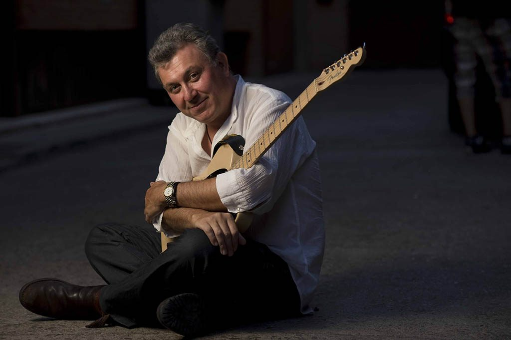 pipo lópez guitarrista