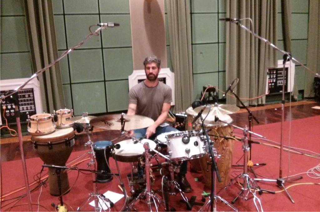 profesor batería