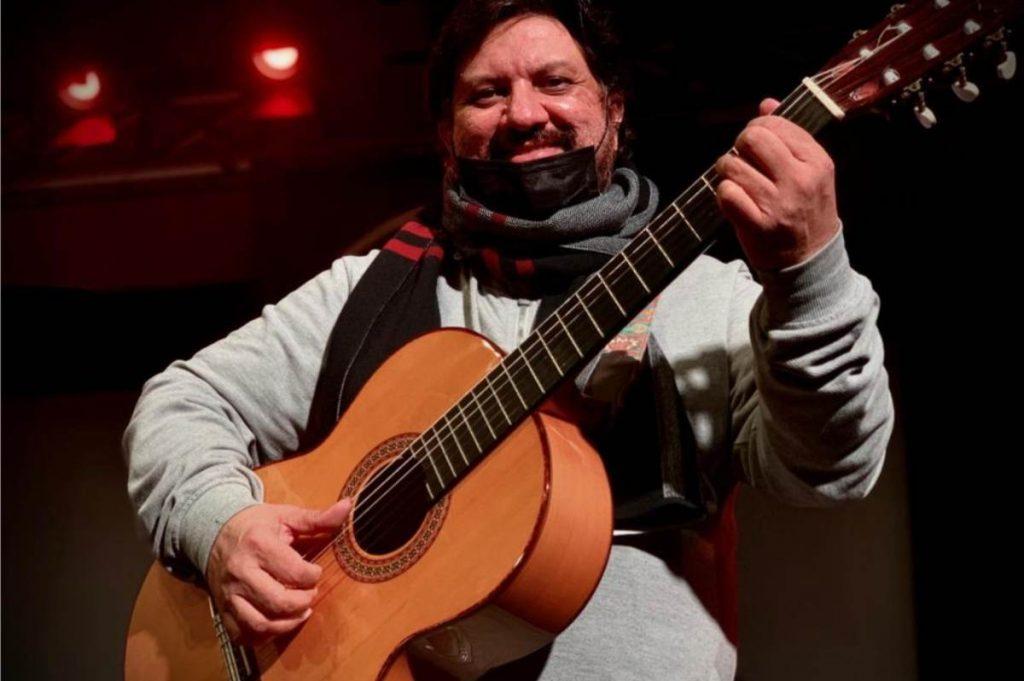 profesor guitarra española josé losada