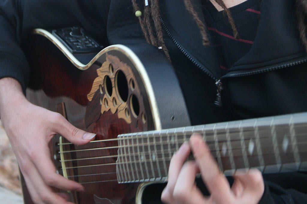 profesor guitarra madrid