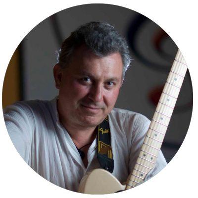 profesor pipo lópez música madrid