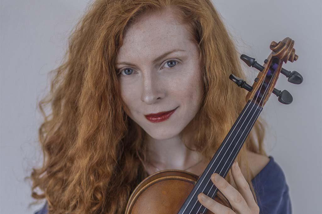 profesora violin jitka