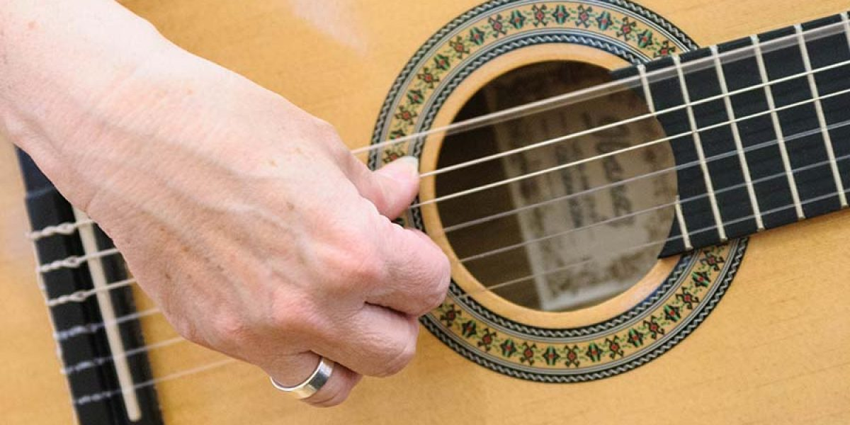 tocar guitarra española desde cero